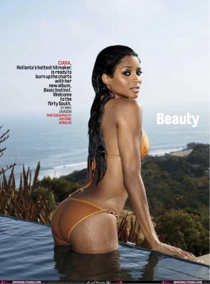ciara out magazine