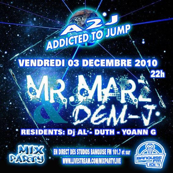 Mix @ Radio Banquise ce vendredi 3 decembre 2010 =)