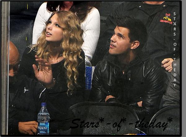 Taylor Lautner et Taylor Swif encore emssemble ?! 8-p