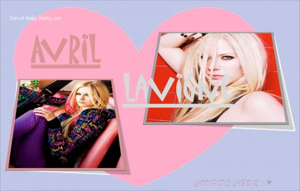 Test Avril Lavigne . A vous de jouer ! :)