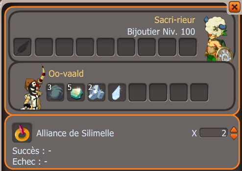 Craft 2 alliance silimelle