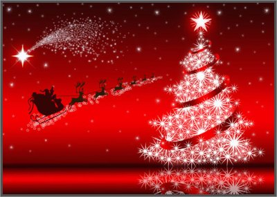 Joyeuses Noël à toutes et tous!!! Que le père noël vous gatte...