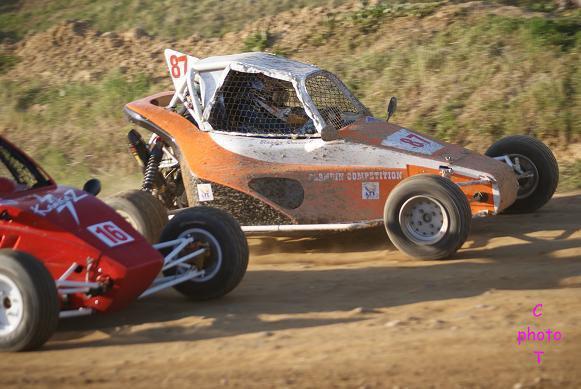 Autocross Sprint-Car Le Rheu, Trophée TSB.