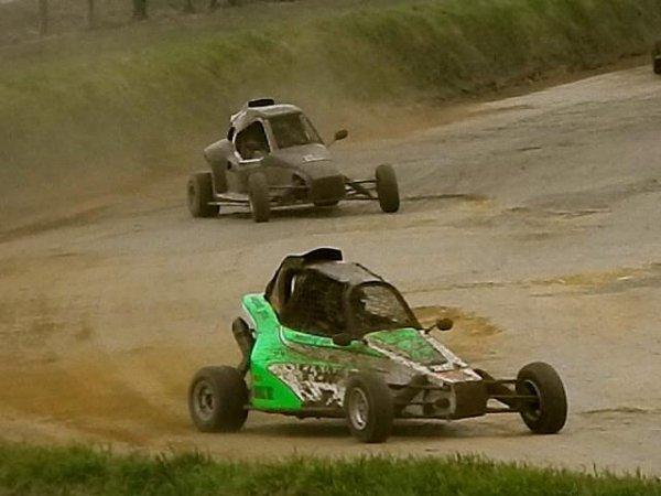 Autocross et Sprint-Car Mauron 2012...