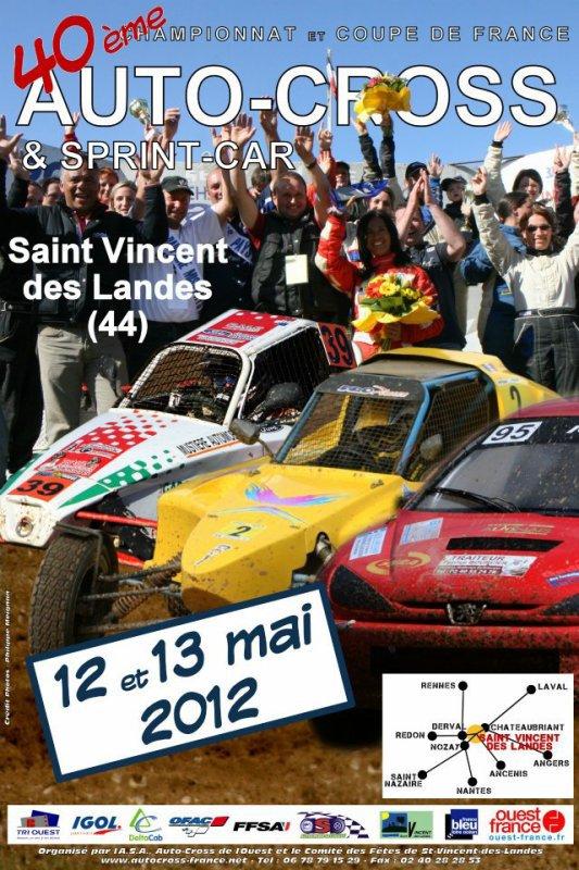 3ème Manche Championnat de France Autocross et Sprint-Car...