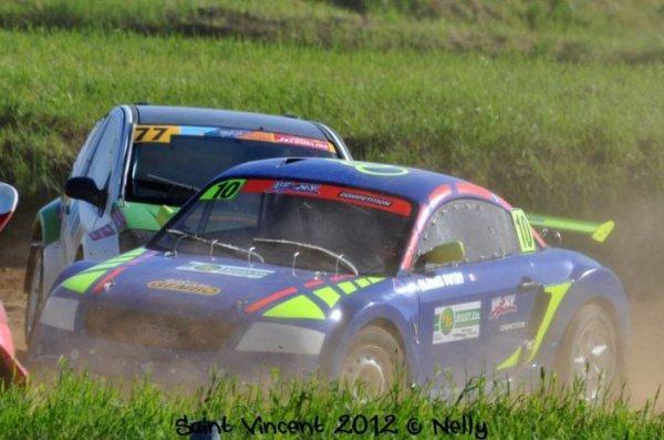Résultats Autocross et Sprint-Car Saint Vincent des Landes 2012...