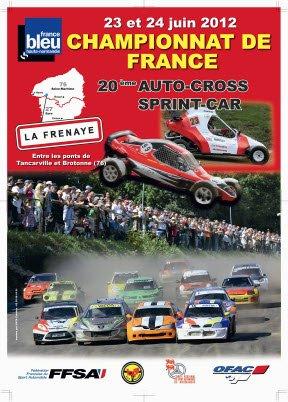 6ème Manche Du Championnat De France Autocross Et Sprint-Car 2012...