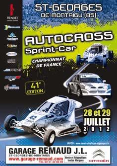 Prochaine Epreuve du Championnat De France Autocross Et Sprint-Car!!!