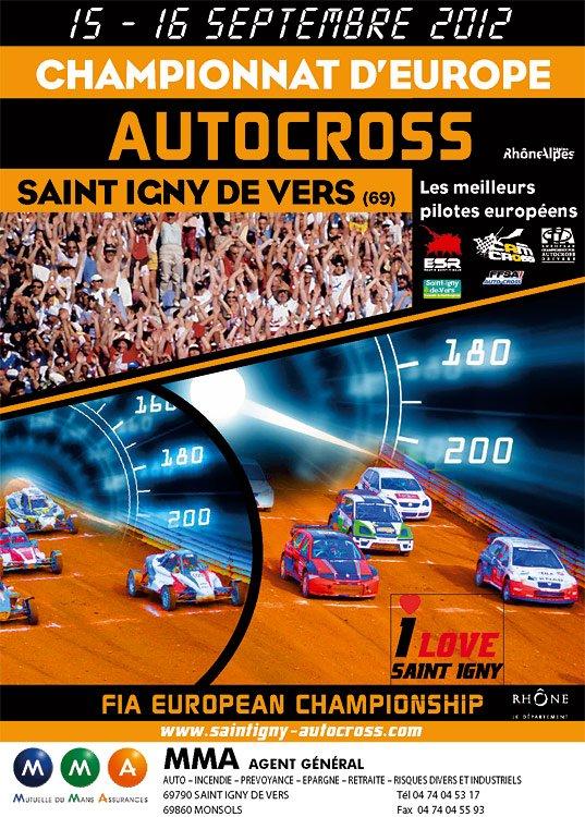 Avant Dernier Rendez-vous Du Championnat Europe Autocross!!!