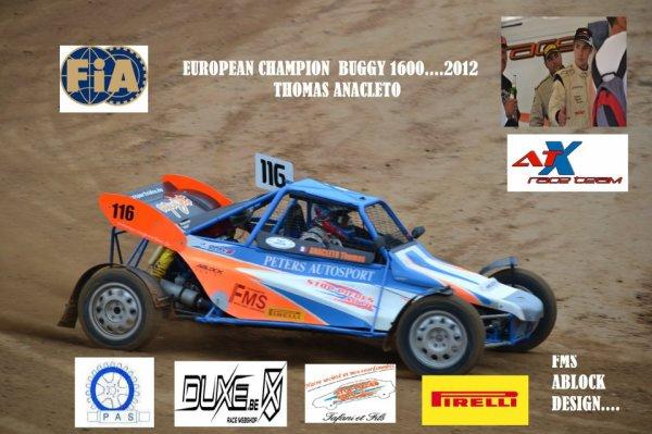 Résultats Maggiora 2012...