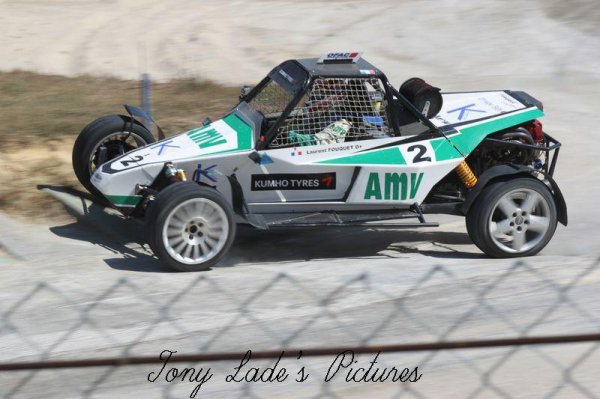 Champion de France Super Buggy 2012...
