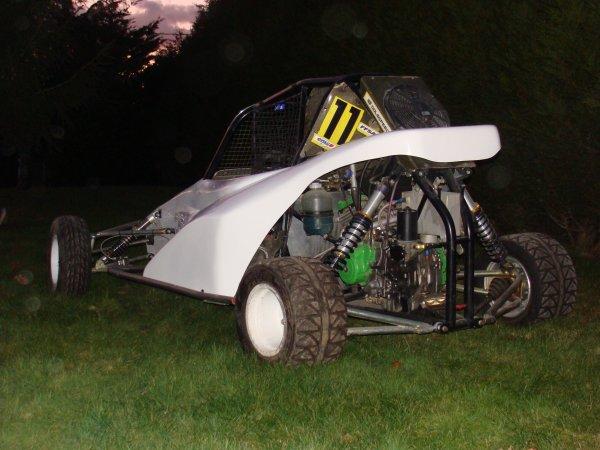 Archive: 2010, sortie de la nouvelle carrosserie!!!