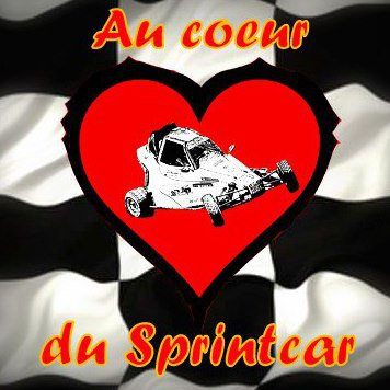 Un Will'Oz sur le logo officiel du Blog: Au coeur du Sprint-Car!!!