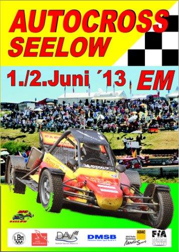 2ème Manche Du Championnat Europe Autocross...
