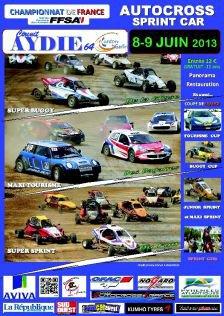 Prochain Rendez-Vous Du Championnat De France Autocross Et Sprint-Car...