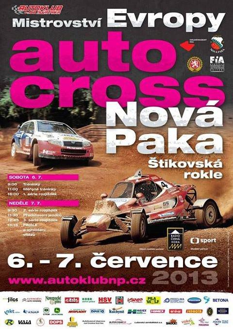 Prochain rendez-vous du championnat Europe Autocross...