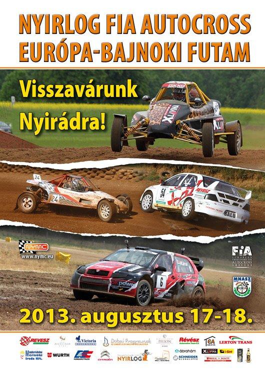 Epreuve Du Championnat Europe Autocross... (En retard)