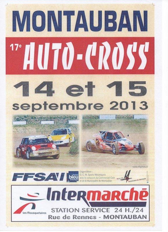 Prochain Rendez-Vous Du Championnat De L'Ouest Autocross Et Sprint-Car...