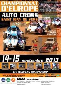 Prochain Rendez-Vous Championnat Europe Autocross... En France En Plus...