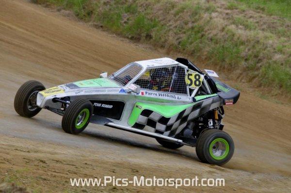 Champion De France Maxi Sprint 2013, Pierre Deffains!!!