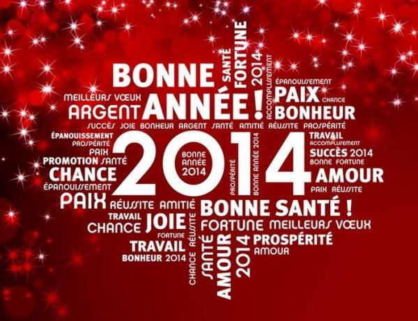 Le Coz Compétition vous souhaite une Bonne Année 2014!!!