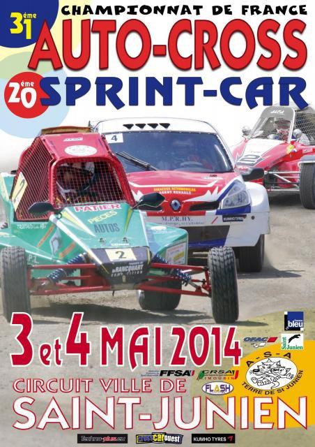 Championnat Et Coupe De France Autocross/Sprint-Car, 2ème étape