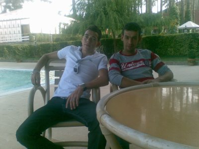 I and Mohammed