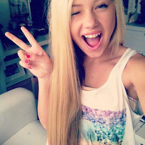 cool girl.