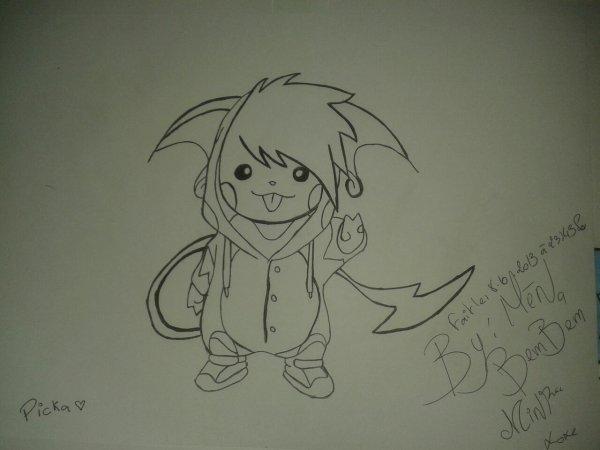 Un des mes dessins