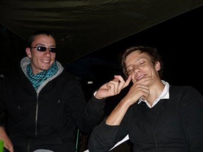 odarnn et moi