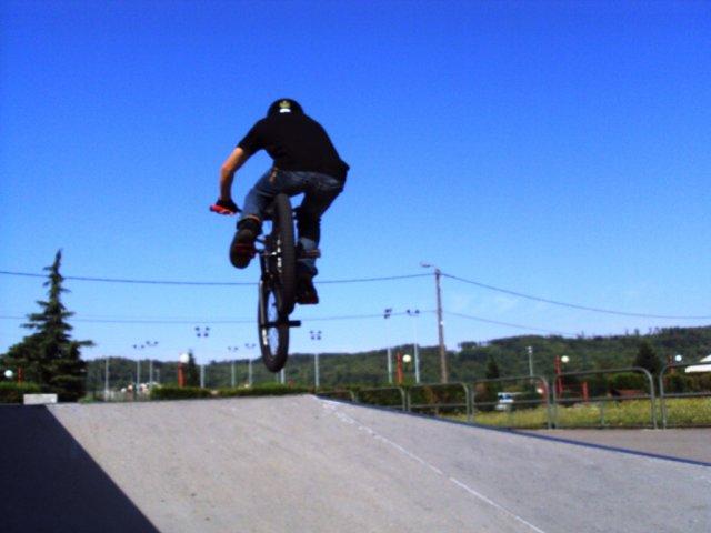 Nico le Mini rider