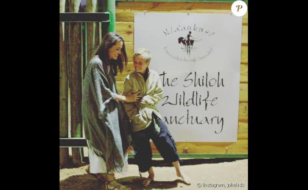 Angelina Jolie et Shiloh de retour en Namibie : un cadeau exceptionnel pour les 11 ans de la fillette