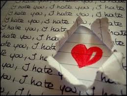 I hate everything about you...Why do I love you??