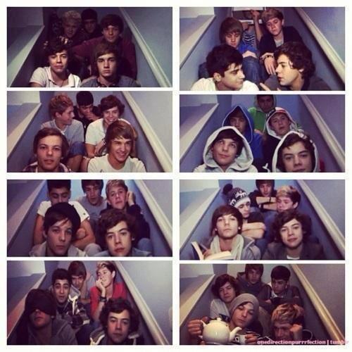 - Les Boys. ♥