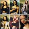 Evolution de la JOCONDE !