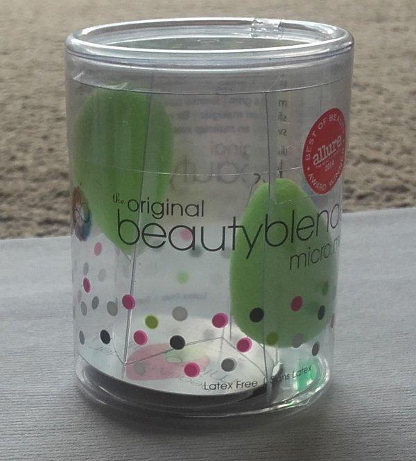 Première commande Sephora reçue, partie 2/? : unbowing des mini éponges à maquillage