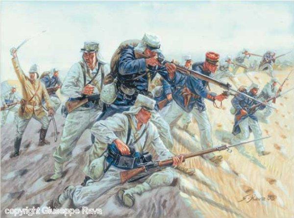 histoires et chansons militaires Françaises