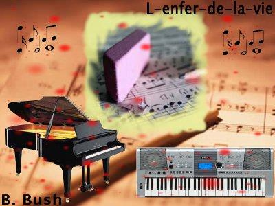 La musique (Moi je fait du piano et du synthé ^^)
