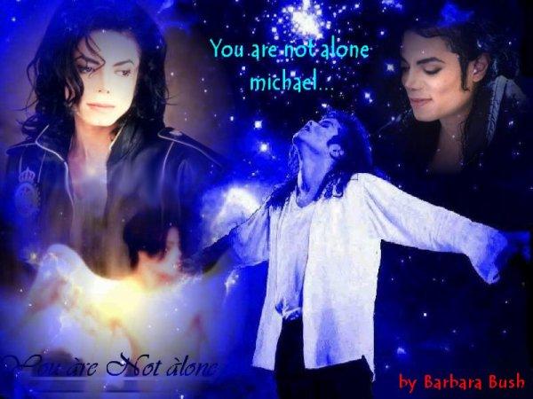 Homage à un ange qui nous à quitter avant l'heure... Michael