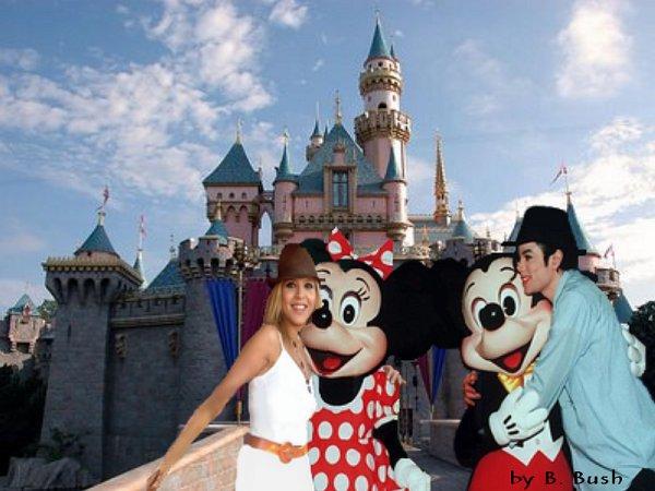 Journée à Disney land vraiment reussi ^^ (3e fois, 21 Novembre 2009)