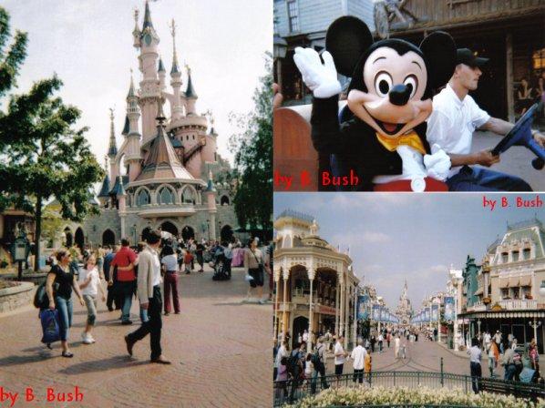 Disneyland en 2007 (c'été ma 2eme fois, 30 Avril 2007)