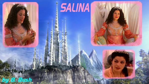 Mes 2 nouveau monde (Salina et Xayide) : Salina (sur cet article)