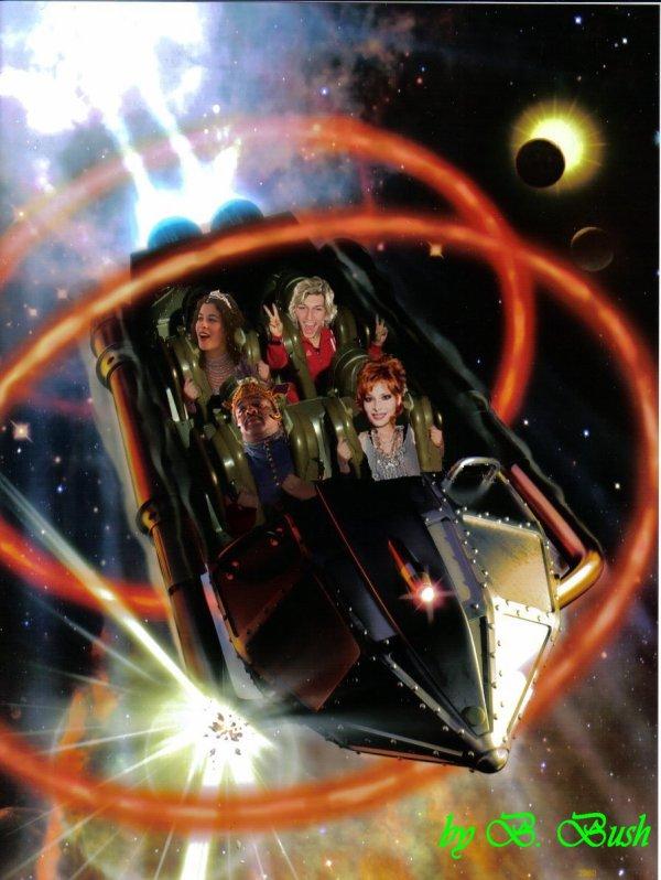 Space mountain avec mes loves ^_^