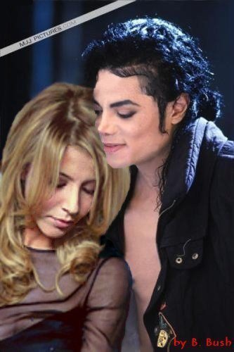 Michael... Plus qu'un ange... Il est tout pour moi.