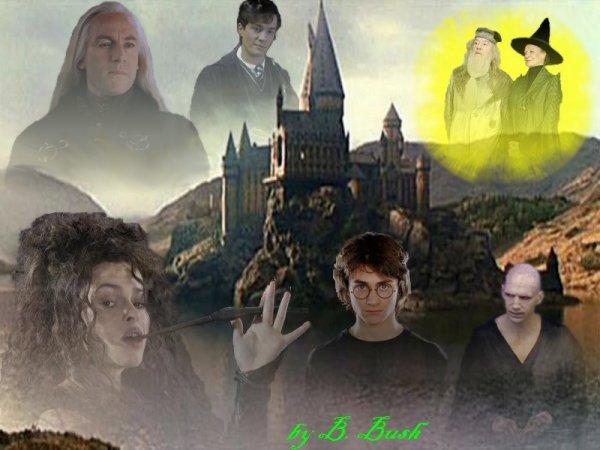 Mon univers spécial HP *_*
