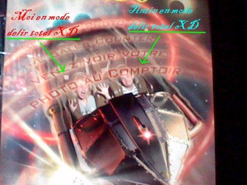 Journée disney du Mercredi 28 septembre 2011 (ma 10e fois ^_^) (et 9 pour studio)