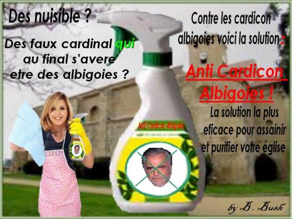Pub pour : L'Anti Cardicon Albigoies