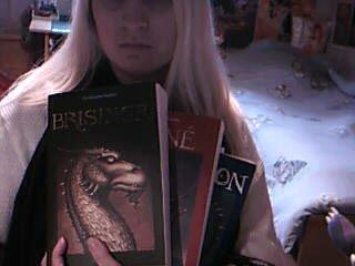 Saga Eragon terminer (enfin connaitre la fin *_*)