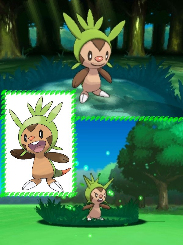 Pokemon X et Pokemon Y. La 6e génération !!! (MERCI de ne pas voler mes image !! Chercher vous même !!!!)
