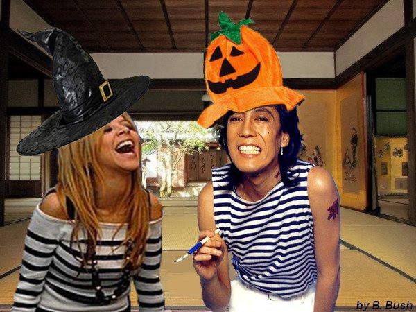 Happy Halloween tout le monde